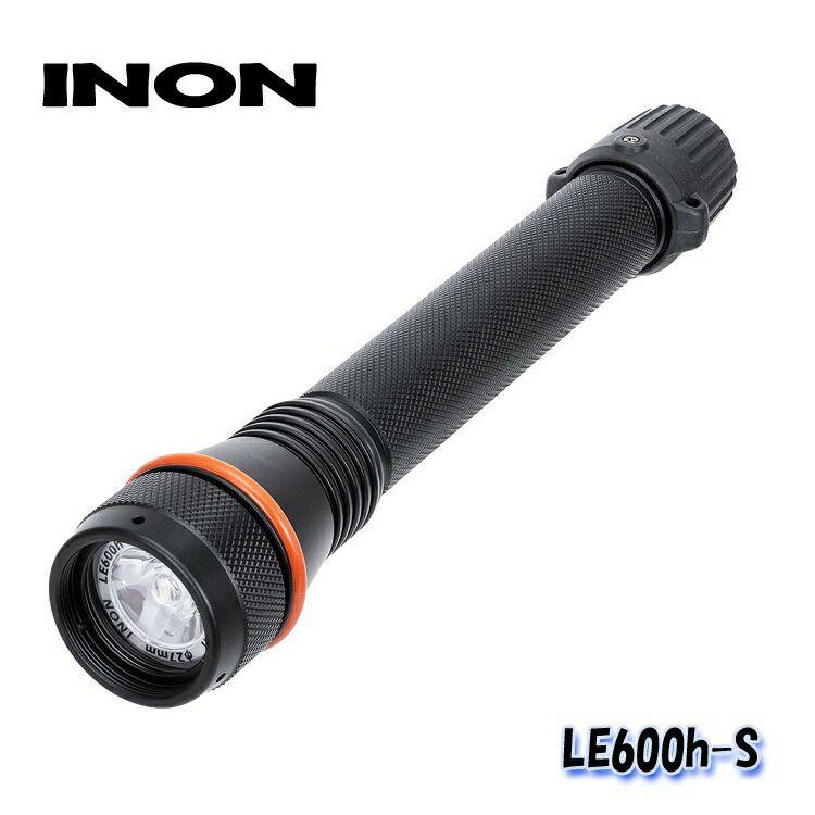 【水中ライト】INON/イノンLED水中ライトLE600h-S
